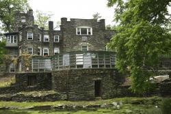Tiedemann Castle in Greenwood Lake, N.Y