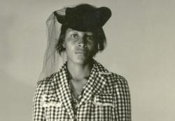 - This 1944 photo provided by Augusta Films shows Recy Taylor.
