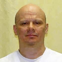 Death row inmate Robert Van Hook