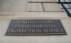 In this Sept. 21, 2017, file photo, the Environmental Protection Agency (EPA) Building is shown in Washington