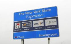 Millions on the Line over 'I Love NY' Road Signs