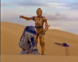 "A still from ""Star Wars: A New Hope."""