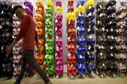 Crocs to Close Plants and Outsource Manufacturing
