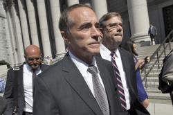 This Aug. 8, 2018 file photo shows Republican U.S. Rep. Christopher Collins.
