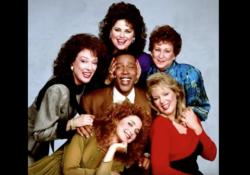 "The cast of ""Designing Women."""
