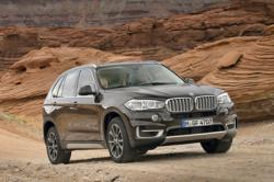 This undated photo provided by BMW shows the 2014 X5