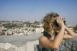 A new virtual reality tour allows visitors to experience how archaeologists believe Jerusalem looked 2,000 years ago.