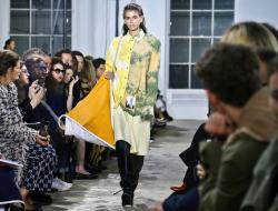Proenza Schouler collection at New York Fashion Week.