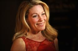 Actress Marin Mazzie