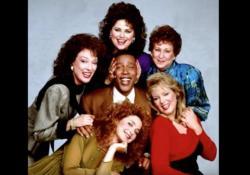 "The cast of ""Designing Women."""