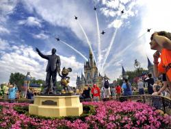 Walt Disney World, in Bay Lake, Fla.