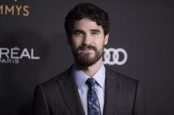 Darren Criss attends the Television Academy Performers Nominee Reception at the Wallis Annenberg Center for the Performing Arts.