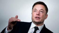 Tesla CEO and SpaceX founder and chief executive Elon Musk.