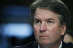Supreme Court nominee, Brett Kavanaugh