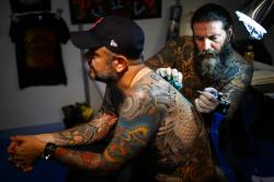 Montreux Tattoo Convention