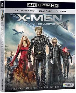 The X-Men Trilogy