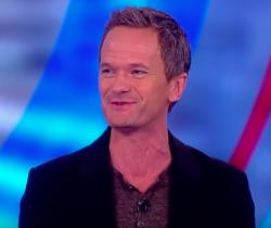 "Neil Patrick Harris on ""The View"""