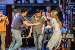 "A scene from ""The Ferryman,"" currently at the Bernard B. Jacobs Theatre on Broadway."