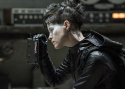 'he Girl In The Spider's Web: A New Dragon Tattoo Story'
