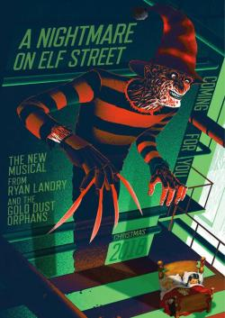 Gold Dust Orphans Get Scary with 'A Nightmare on Elf Street' this Christmas Season