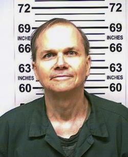 Mark David Chapman, the man who killed John Lennon on Dec. 8, 1980.