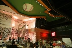 Lefty O'Doul's new 20,000 square foot Baseball Ballpark Buffet & Cafe? at Fisherman's Wharf.