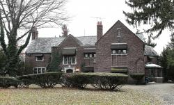 A historic Detroit mansion owned by late singing legend Aretha Franklin, which was recently sold.