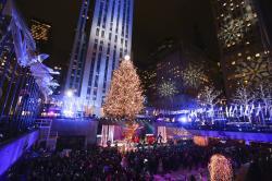 Rockefeller Center, New York City.