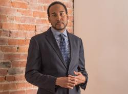 National Black Justice Coalition executive director David Johns.
