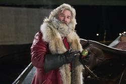 """Kurt Russell in a scene from """"The Christmas Chronicles."""""""