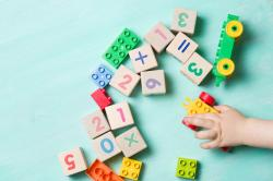 Top Tot Toys: Blocks and Puzzles Over Electronics