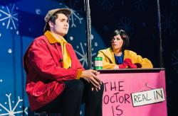 "A scene from ""A Charlie Brown Christmas,"" currently touring the United States through December 23."