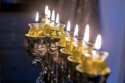Holocaust Survivors Gathering for Global Hanukkah Ceremonies