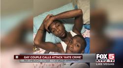 Watch: Gay Couple Allege They Were Stabbed by Attackers; Neighbors Did Nothing