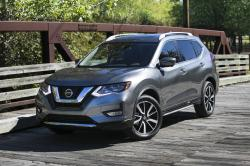 This undated photo provided by Nissan shows a 2018 Nissan Rogue