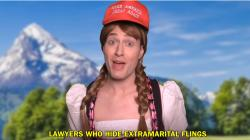 Randy Rainbow, a.k.a., Such A Nasty Comedian