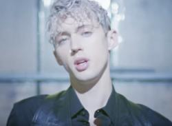 "Troye Sivan in his ""My My My"" music video."