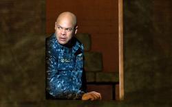 """Chris Butler in """"Othello."""""""