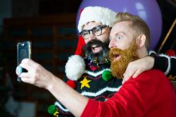 Glitter Beards and Festive Knickers: How British Millennials Celebrate Christmas