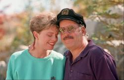 Toni Tennille, left, and Daryl Dragon, the singing duo The Captain and Tennille