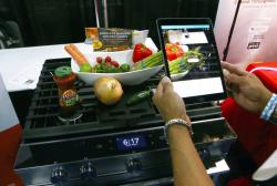 Whirlpool Corporation and Yummly team up to create smart cooking appliances.