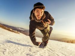 Hit the Slopes During 'Learn to Ski and Snowboard Month'