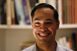 Former Housing and Urban Development Secretary Julian Castro.