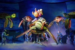 'Finding Nemo - The Musical' at Walt Disney World.