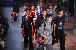 Louis Vuitton men's Fall/Winter 2019/20 fashion collection.
