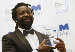 Jamaican author Marlon James