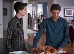 "A scene from ""Andi Mack"""