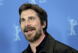Actor Christian Bale