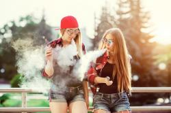 Vaping May Be to Blame for Stall in the Decline of Youth Smoking