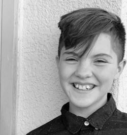 11-year-old Savannah Tirre
